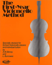 First-Year Cello Method