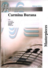 Carmina Burana for Concert Band soli and Chorus
