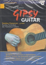 Gipsy Guitar - Rumba-Styles of the Flamenco Guitar CD ROM