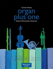 Organ plus one - Advent and Christmas