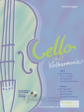 Cello-(Phil)Vielharmonie Band 2 + CD-ROM
