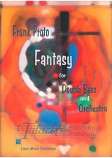 Fantasy for Double Bass and Orchestra