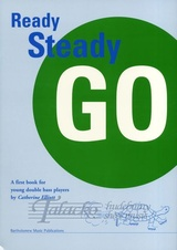 Ready Steady Go - A First Book For Young Double Bass Players