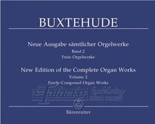 New Edition of the Complete Organ Works, Volume 2