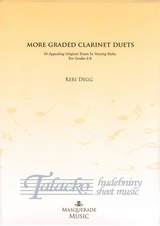 More Graded Clarinet Duets