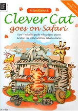 Clever Cat goes on Safari