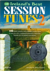 110 Ireland´s Best Session Tunes 2 + 2CD