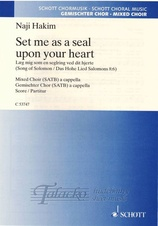 Set me as a seal upon your heart