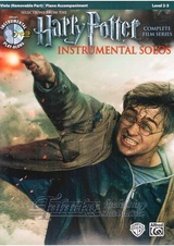 Harry Potter Instrumental Solos for Strings (Viola) + CD