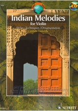 Schott World Music: Indian Melodies + CD