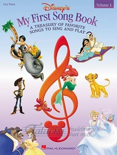 Disney s My First Songbook Volume 1