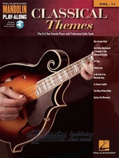 Mandolin Play-Along Volume 11: Classical Themes (Book/Online Audio)