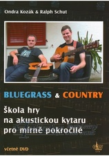 Bluegrass & Country + DVD