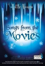 Little Voices - Songs From The Movies (Book/Audio Download)