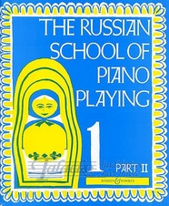 Russian School of Piano playing 1 part 2