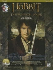 Hobbit: An Unexpected Journey - Instrumental Solos (Trumpet) + CD