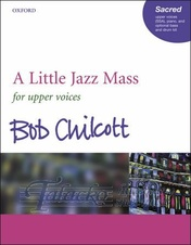 Little Jazz Mass (SSA)