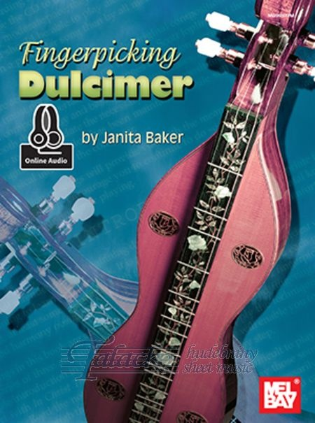 Fingerpicking Dulcimer (Book/Online Audio)