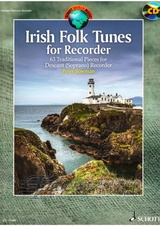 Irish Folk Tunes for Recorder (with online audio)