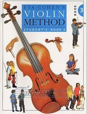 Eta Cohen: Violin Method Book 3 - Student s Book