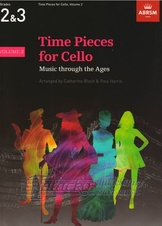 Time Pieces for Cello, Volume 2