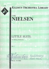 Little Suite op. 1 for String Orchestra, VP