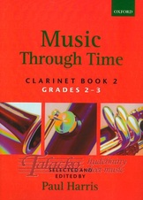 Music Through Time: Clarinet Book 2