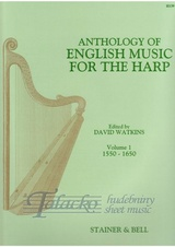 Anthology of English Music for Harp Volume 4