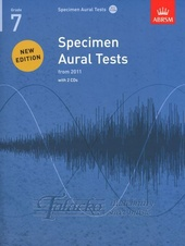 Specimen Aural Tests, Grade 7 + 2 CD