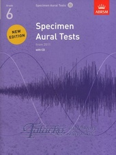 Specimen Aural Tests, Grade 6 + CD