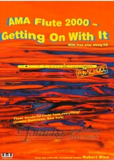 AMA Flute 2000 - Getting On With It + CD