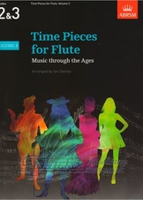 Time Pieces for Flute, Volume 2