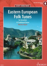 Schott World Music: Eastern European Folk Tunes + CD