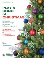 Play a Song of Christmas (Viola)