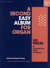 Second Easy Album For Organ
