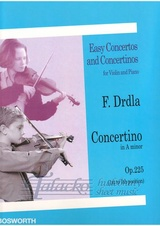 Concertino in a minor op. 225