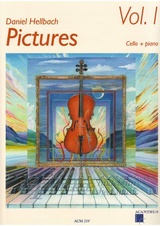 Pictures Vol. 1 + CD (cello)