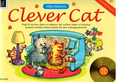 Clever Cat - Beginner Piano + CD