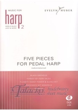 Five Pieces for Pedal Harp