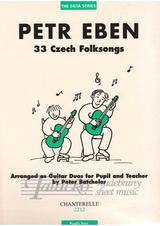 33 Czech Folksongs (Pupil's Part)