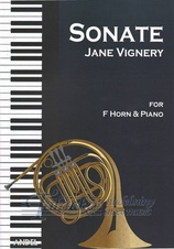 Sonate op. 7 for F Horn and Piano