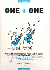 One+One (Melodies with Teacher's accompaniments) Pupil´s Book Volume 2