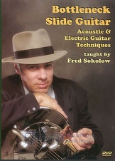Bottleneck Slide Guitar (DVD)