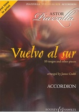 Vuelvo al sur (10 tangos and other pieces) - Akordeon