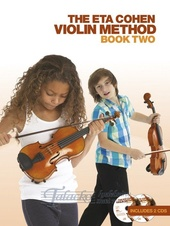 Eta Cohen: Violin Method Book 2 (Sixth Edition) + 4CD
