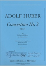 Concertino Nr. 2, op.6