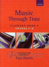 Music Through Time: Clarinet Book 4