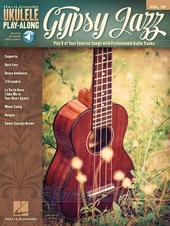 Ukulele Play-Along Volume 39: Gypsy Jazz (Book/Online Audio)