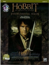 Hobbit: An Unexpected Journey - Instrumental Solos (Viola) + CD
