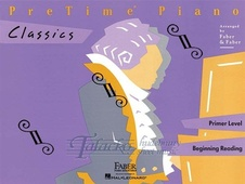 PreTime Piano (Primer Level): Classics